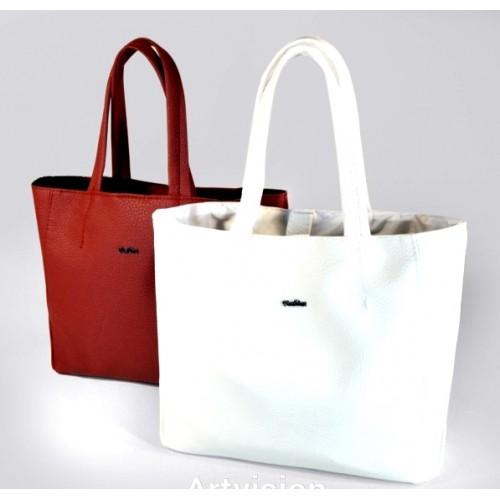 49298a4fe996 Купить женскую сумку белую из эко кожи в Киеве и всей Украине