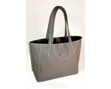 """Женская сумка серая """"Лондон"""" (ashle06)"""