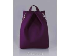 Женский рюкзак в стиле Rebecca Minkoff фиолетовый №07