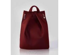 Женский рюкзак в стиле Rebecca Minkoff коричневый №08