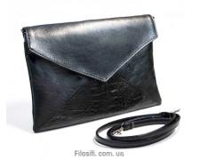 """Женская сумка - клатч """"Emily"""" 6 (черная)"""