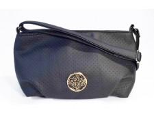 """Женская сумка-клатч """"Kleo"""" (черная) №20"""