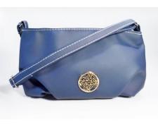 """Женская сумка-клатч """"Kleo"""" (синяя) №13"""