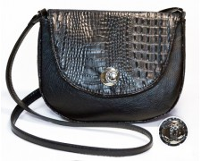 """Женская сумка """"Monika"""" 05 (черная)"""