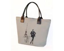 """Женская сумка """"Jennifer"""" №4 в французском стиле (3 цвета)"""