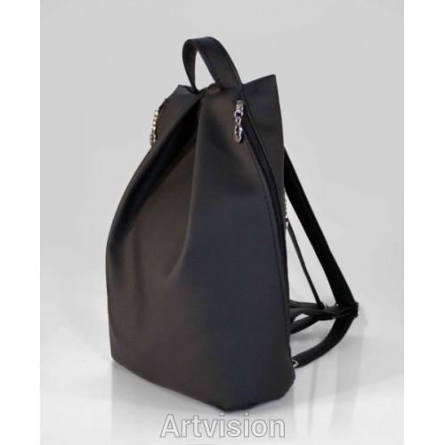 74fe74c22d3c Купить женский кожаный рюкзак в стиле Rebecca Minkoff черный ...