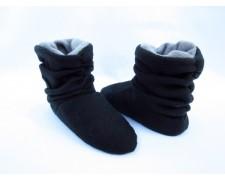 Домашние тапочки для мужчин темно-серые арт.  Т-22