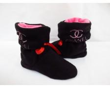 """Домашние тапочки """"Кокетки"""" Chanel"""
