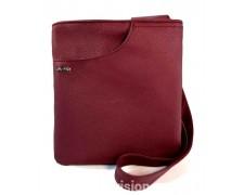 """Женская сумка-планшет """"Ornella"""" 05 (вишневая)"""