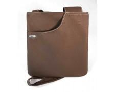 """Женская сумка-планшет  """"Ornella"""" 08 (темно-коричневая)"""