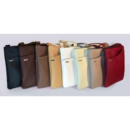 352aa49a655e Купить женская сумка-планшет через плечо черная в Киеве и Украине