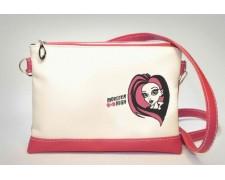 """Детская сумочка """"Monster High"""" красная D.S.20"""