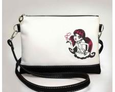 """Детская сумочка """"Monster High"""" черная D.S.21"""